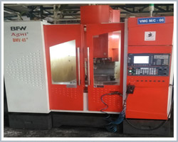 VMC BFW AGNI BMV Machine