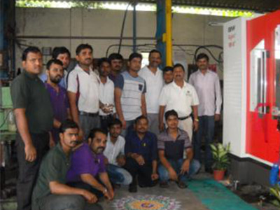 Shiva Tool Tech Staff