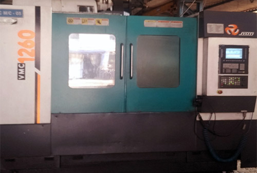 Jyoti VMC 1260 Machine